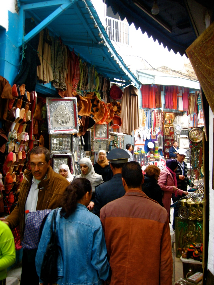 The Souks of the Tunis Medina (3/6)