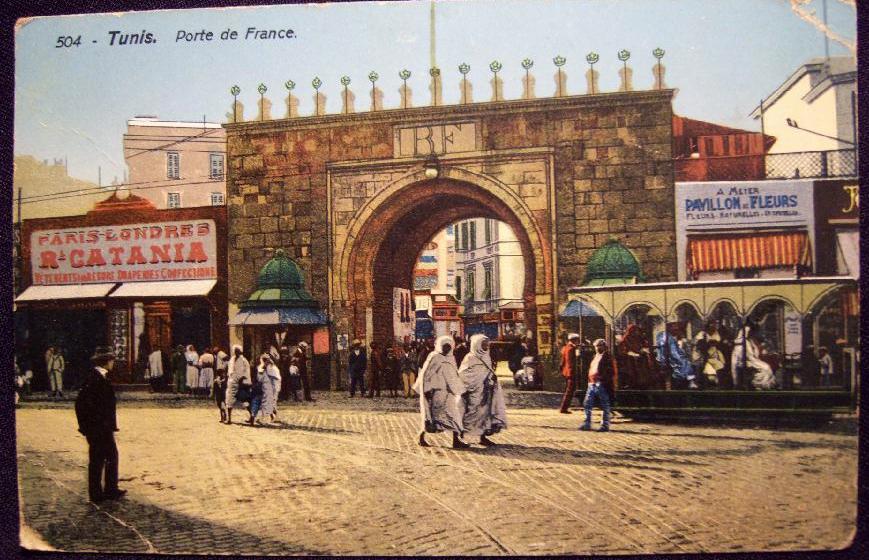 The Souks of the Tunis Medina (2/6)