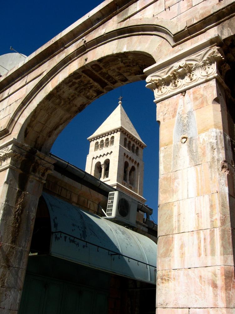 Yerushaláyim, al-Quds, Jerusalem:  The Christian Quarter (3/6)
