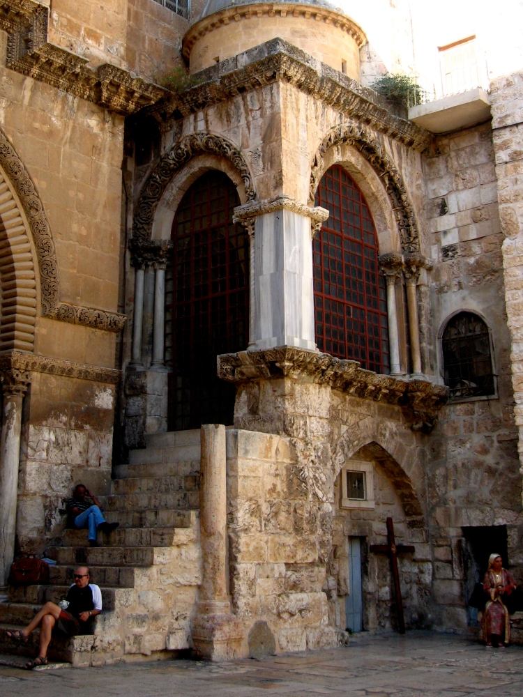 Yerushaláyim, al-Quds, Jerusalem:  The Christian Quarter (4/6)