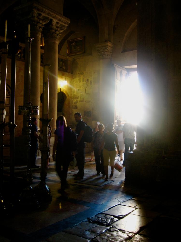 Yerushaláyim, al-Quds, Jerusalem:  The Christian Quarter (5/6)