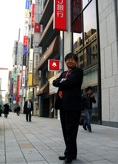 Toshiya Tada - Olive Japan 2012 (1/4)